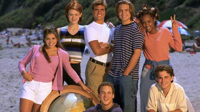 Boy Meets World' Stars Reunite for 'Girl Meets World'