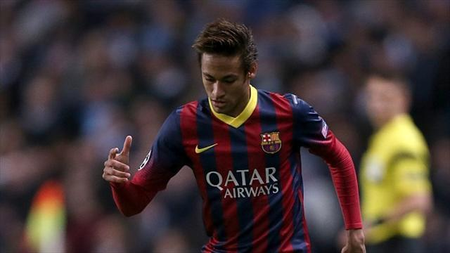 Liga - Neymar: I've had a tough first year
