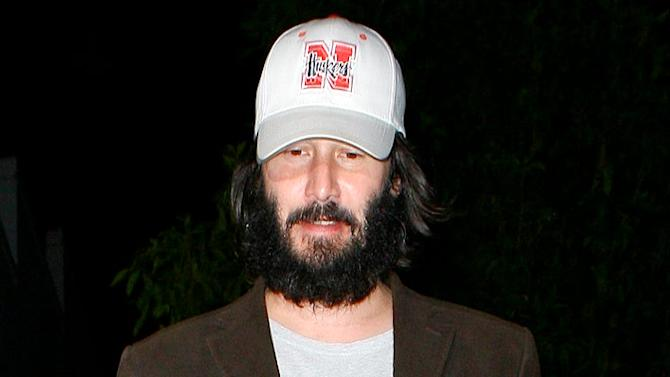Reeves Keanu Photo Event