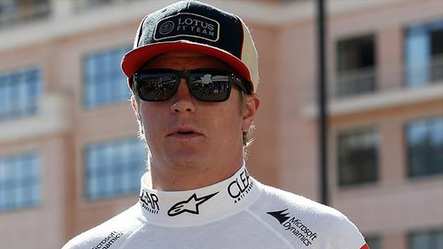 Formula 1 - Raikkonen offers plenty to talk about