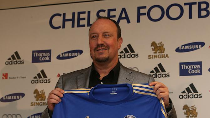 Rafa Benitez is confident he can win Chelsea fans over with positive results