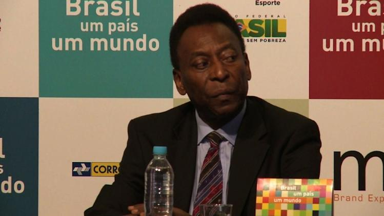 Pele hopes Brazil will recover before World Cup