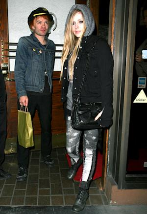Avril Lavigne, Ex-Husband Deryck Whibley Reunite