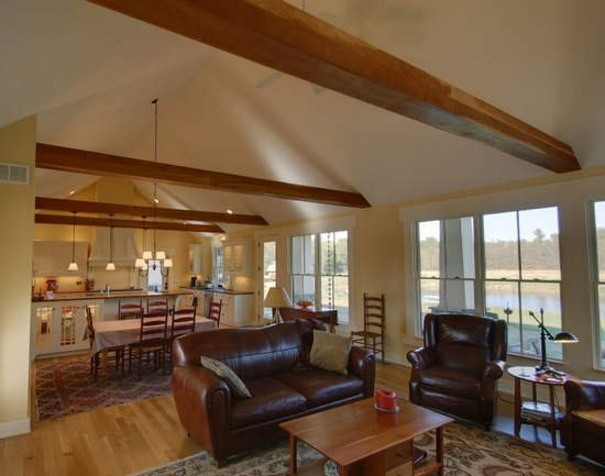 Raise The Roof Not Your Remodel Costs on Ranch House Plans Vaulted Ceilings