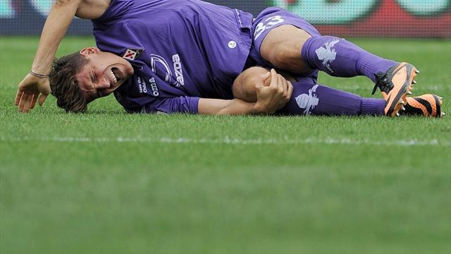 Serie A - Gomez in Germany for physio