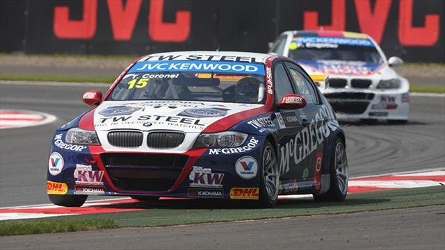 WTCC - Coronel fastest in Moscow free practice