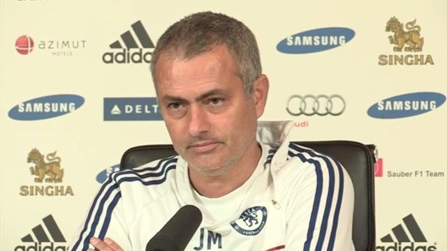 Premier League - Mourinho feels stuck on repeat