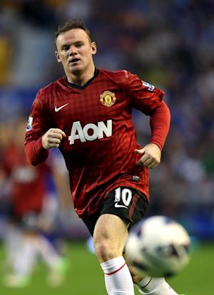 Wayne Rooney says competition for starting places will bring the best out of United's forwards