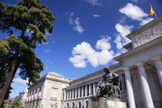Prado Museum (Madrid, Spain)