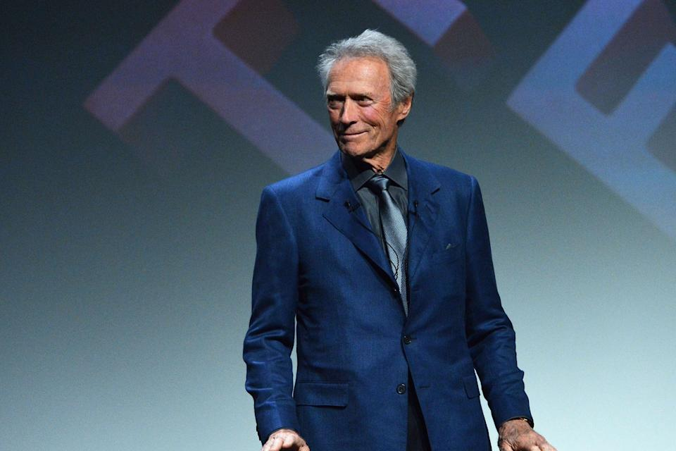 Tribeca Talks: Director's Series: Clint Eastwood - 2013 Tribeca Film Festival
