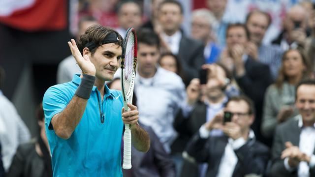 Tennis - Federer backs squash for 2020 Games inclusion