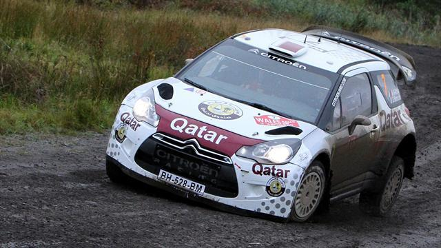 Rally Wales GB - Al-Attiyah to miss Rally GB