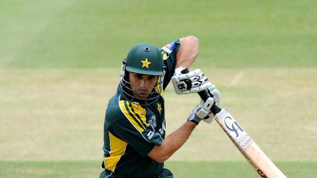 Cricket - Misbah: Pakistan players suffering from home exclusion