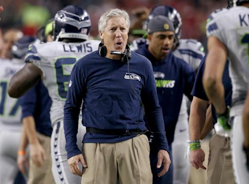 Seattle agrees to contract extension with coach Pete Carroll