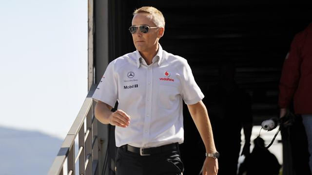 Formula 1 - McLaren: test costs can be controlled