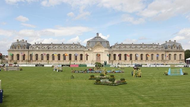 Germany and Egypt shine in Chantilly
