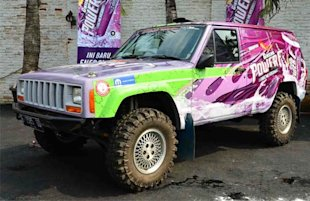 Mobil Power F Speed Offroad