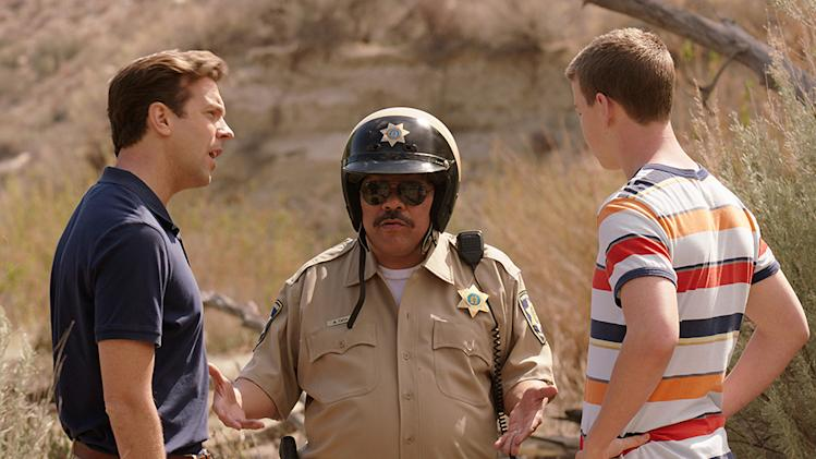 "Jason Sudeikis in Warner Bros.' ""We're The Millers"" - 2013"