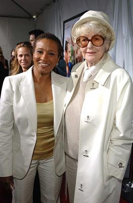 Wanda Sykes and Elaine Stritch at the Westwood premiere of New Line Cinema's Monster-In-Law