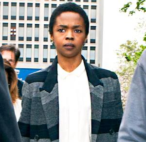 Lauryn Hill Begins 3-Month Prison Sentence for Unpaid Taxes