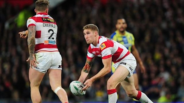 Former Wigan star Sam Tomkins could face his old club next year