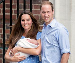 Royal Baby Name Is Prince George Alexander Louis! Kate Middleton, Prince William Announce Name