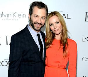 Judd Apatow Fell in Love With Leslie Mann the Moment He Saw Her