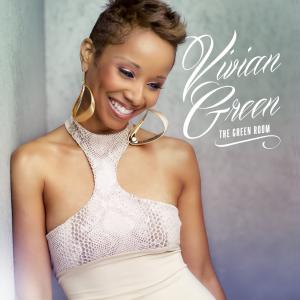 "This CD cover image released by Entertainment One Music shows the latest release by Vivian Green, ""The Green Room."" (AP Photo/Entertainment One Music)"