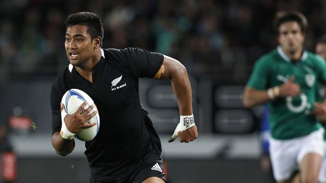Rugby - All Blacks' Savea to attend anti-violence programme