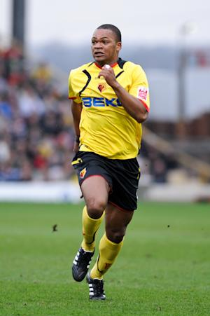 Collins John's Barnet debut lasted just 15 minutes before injury struck the ex-Watford forward