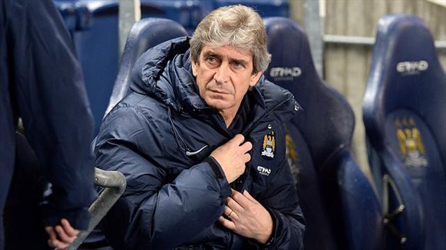 League Cup - Pellegrini: Six-goal City are still improving