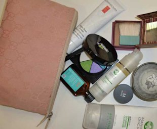 Made in Chelsea's Caggie Dunlop Shows Us The Contents Of Her Makeup Bag: EXCLUSIVE