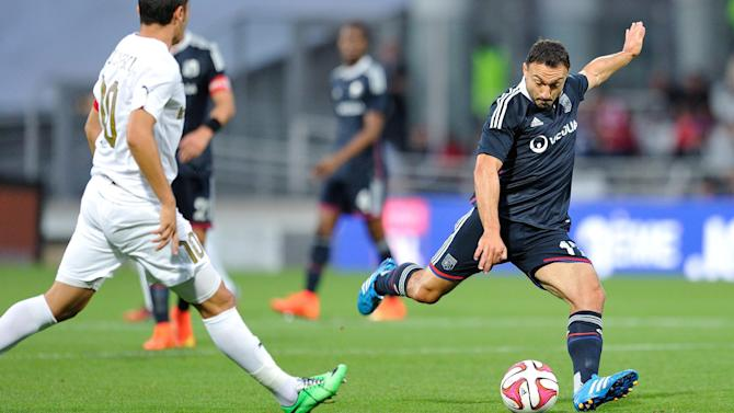 Europa League - Lyon humbled at home by Astra in first leg