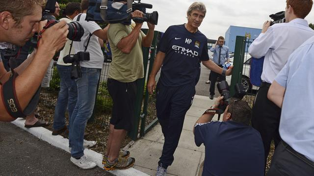 Premier League - Pellegrini could have joined City six years ago