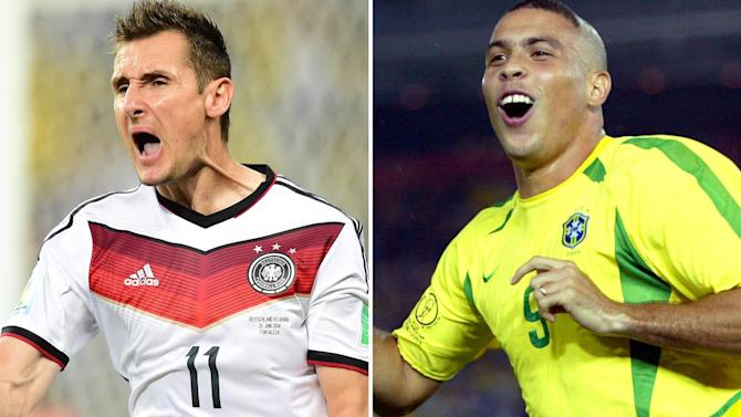World Cup - Ronaldo's still better than Klose, despite losing record - Jose