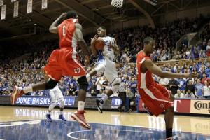 No. 1 Duke cruises past Cornell, 88-47