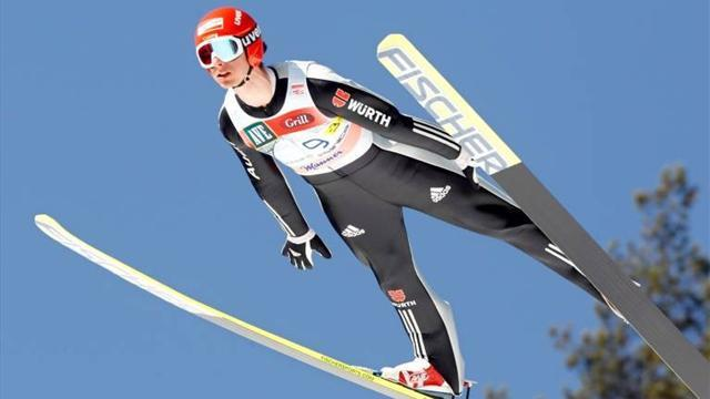 Ski Jumping - Third win for Wank