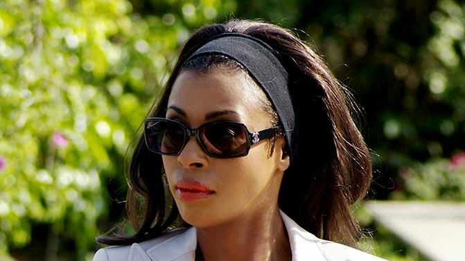 Khandi Alexander stars on the CBS Television Network's CSI: Miami