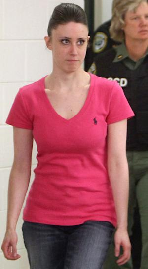 Casey Anthony Files For Bankruptcy, Court Papers Show She Is Currently Unemployed, Without Income