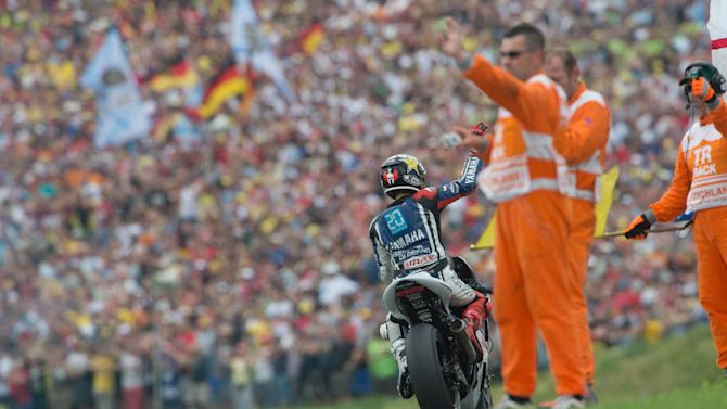MotoGp of Germany - Race