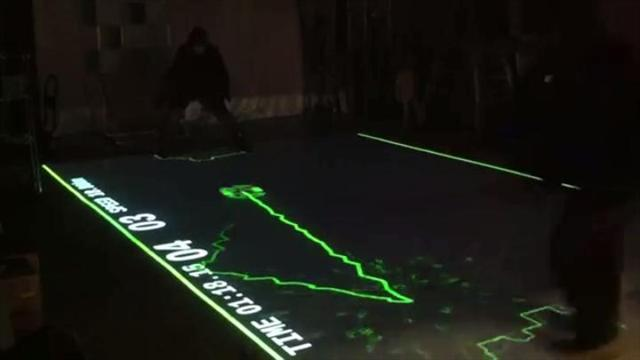 Video Gaming - Legendary video game Pong becomes real-life sport
