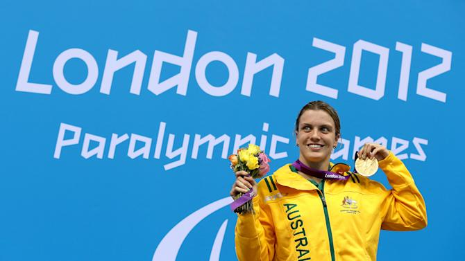 London Paralympic Games - Day 4