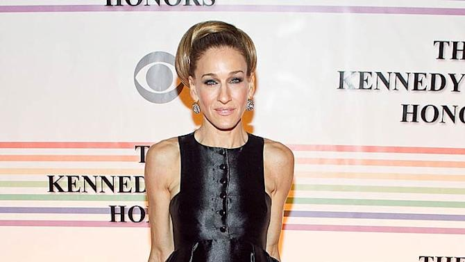 Sarah Jessica Parker Kennedy Center Honors