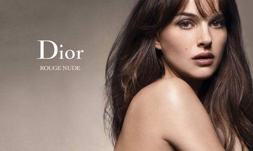 WOW - Natalie Portman Bares All for Dior