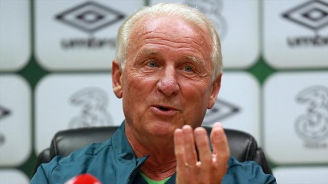 World Cup - Holland hails departing Trapattoni