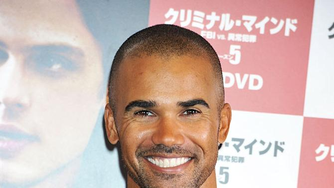 """Shemar Moore attends the """"Criminal Minds"""" DVD launch promotion event at Tsutaya Roppongi on November 19, 2011 in Tokyo, Japan."""