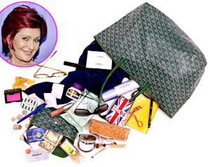 Sharon Osbourne: What's in My Bag?
