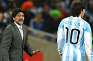 Maradona: Messi has earned the Argentina captaincy