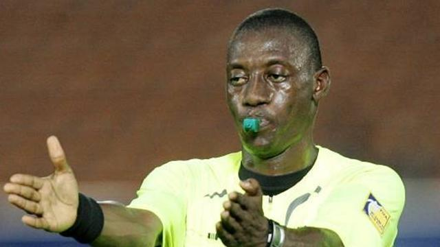 African Cup of Nations - Former final referee Coulibaly cut from officials list