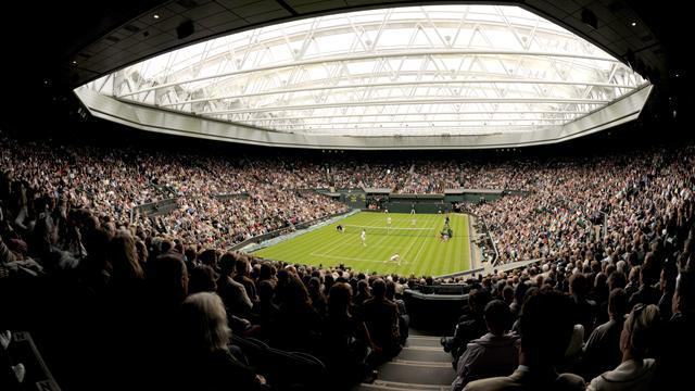 Tennis - Wimbledon first round losers set to be financial winners